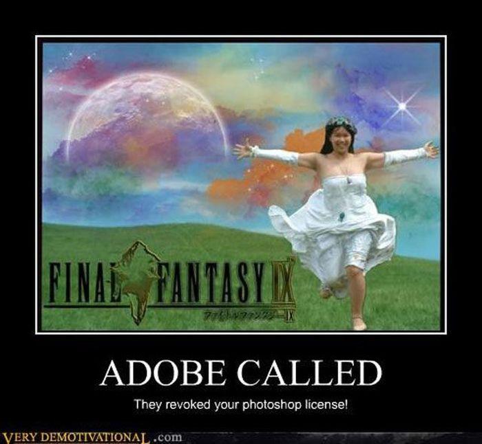 Funny Demotivational Posters (31 pics)