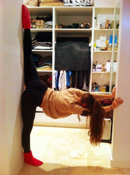 Fit and Flexible Girls (41 pics)