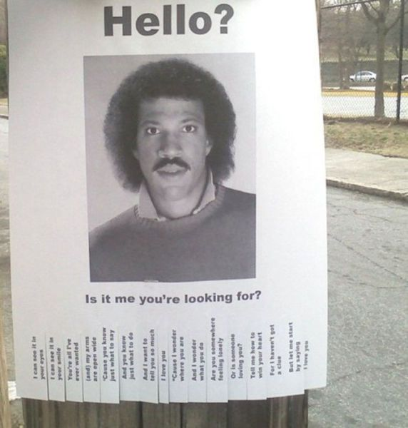 Funny Lost & Found Signs (20 pics)