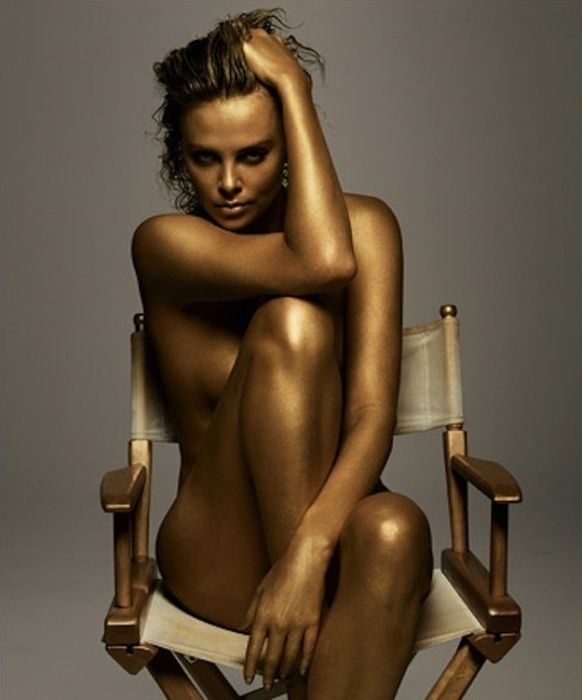 Charlize Theron Aging Timeline (31 pics)