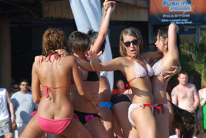 Spring Break Girls (68 pics)