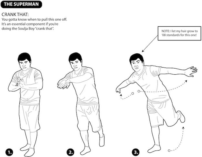 Infographics That Will Teach You to Dance (15 pics)