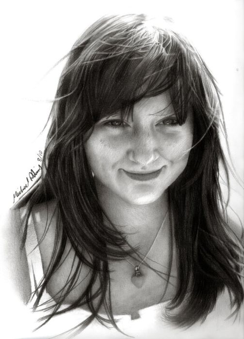 Pencil Drawings (55 pics)