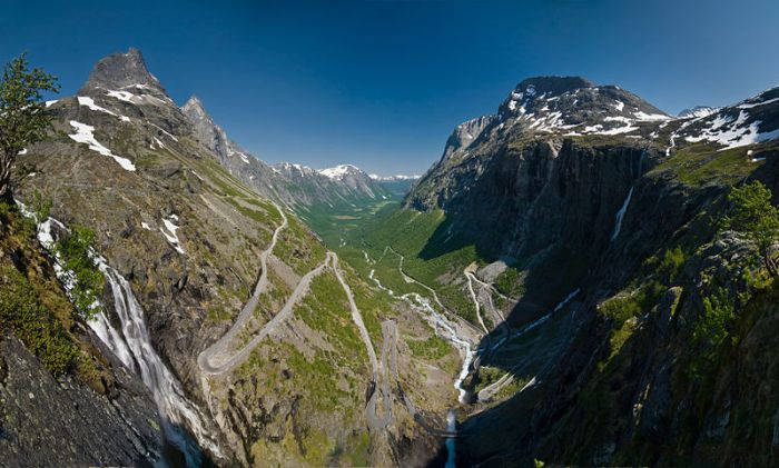 The Most Beautiful Roads in the World (23 pics)