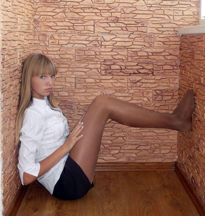 русские в колготках фото