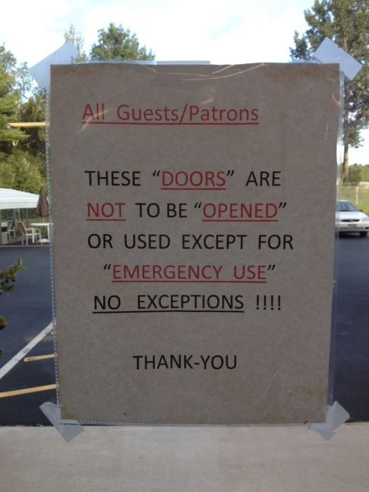 """Unnecessary"" Quotation Marks. Part 2 (60 pics)"