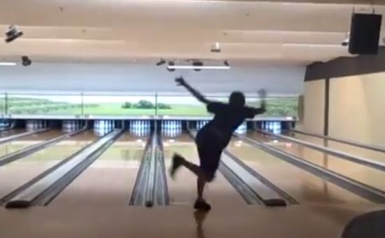 Playing Bowling Like a Boss