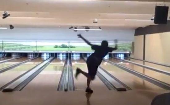 Playing Bowling Like a Boss