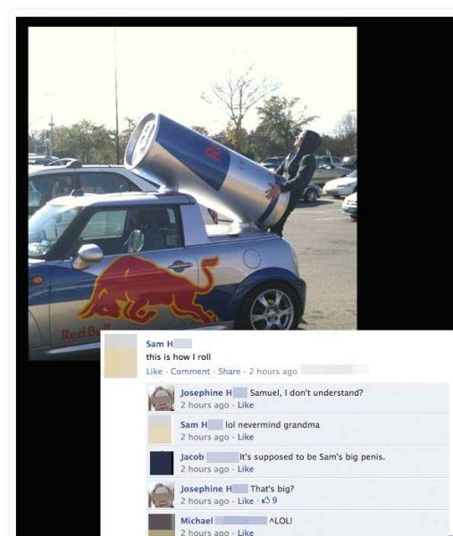 Facebook Fails and Wins. Part 2 (31 pics)
