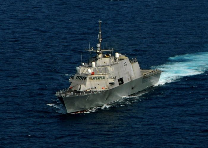 Littoral Combat Ship, Freedom (LCS 1) (45 pics)