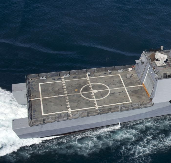 Littoral Combat Ship, Freedom (LCS 1) (45 pics)