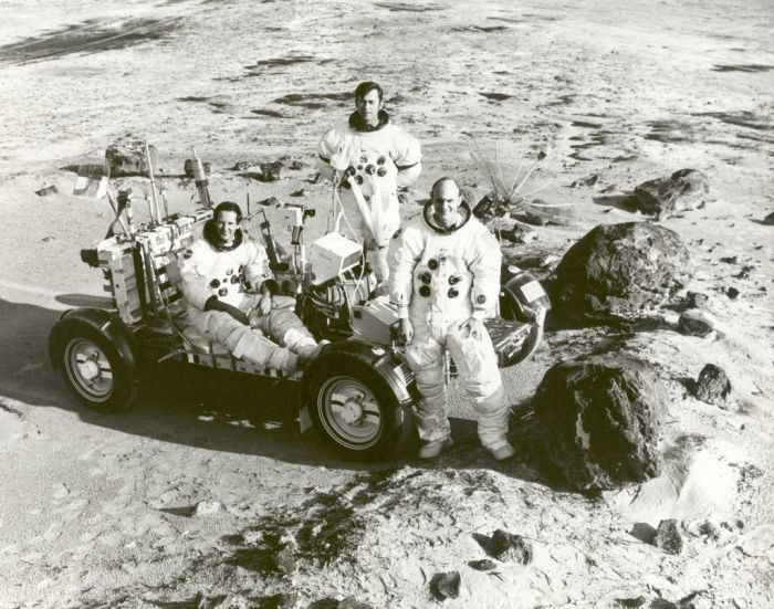Vintage NASA Images (99 pics)