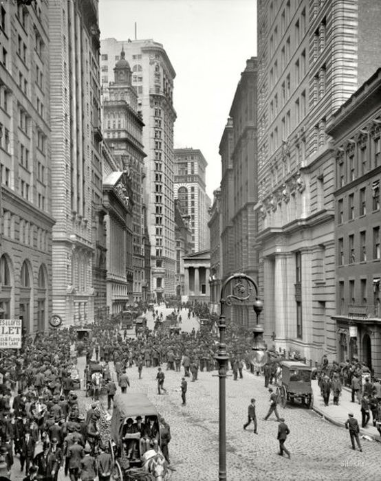 Old New York Photos. Part 8 (55 pics)