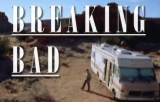 If 'Breaking Bad' Was Filmed in 1995