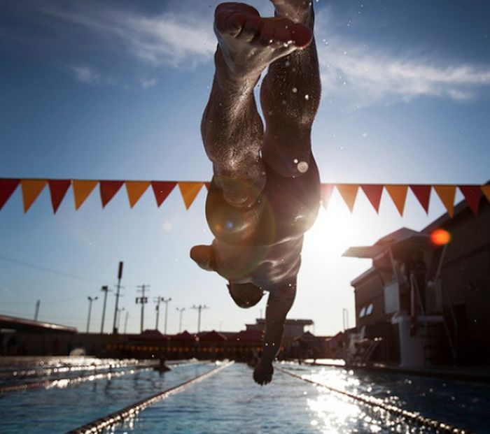 Wounded Marine Trials at Camp Pendleton (51 pics)
