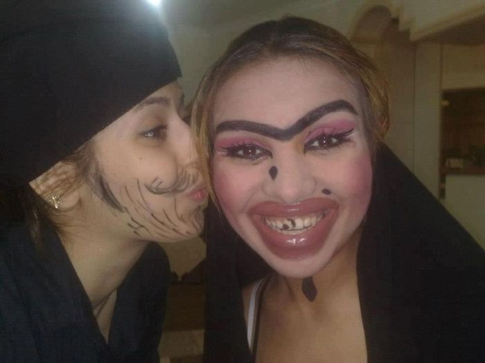 Asian and South European Girls Who Look Ugly (50 pics)