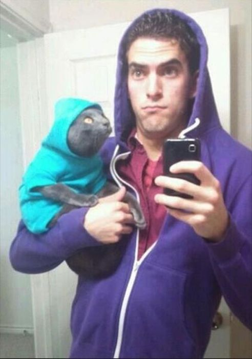 Crazy Pets and Their Crazy Owners (41 pics)
