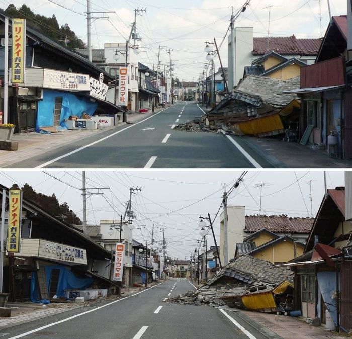 Photos Of Fukushima 2 Years Later (28 pics)