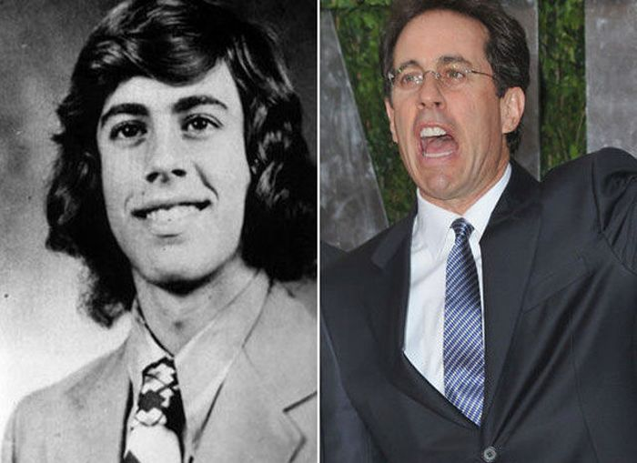 Famous Comedians Then and Now (16 pics)