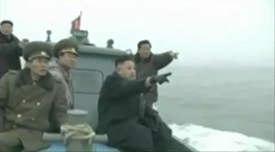 Crazy North Korea's Soldiers and Kim Jong-un