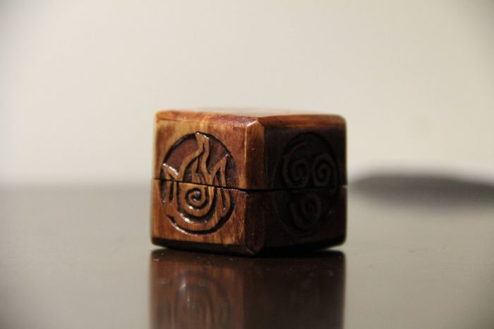 The Last Airbender Ring (14 pics)