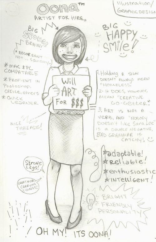 Creative Resumes (34 pics)