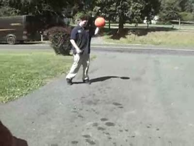 Basketball Ball Fail