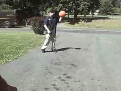 Basketball Ball Fail