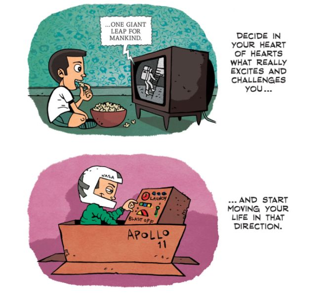 Motivational Comics
