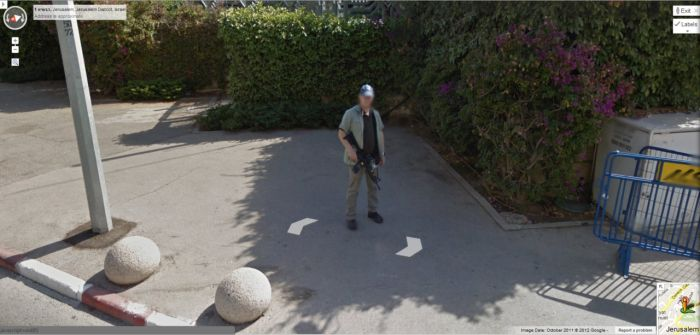 Interesting and Funny Google Street View Images. Part 3 (37 pics)