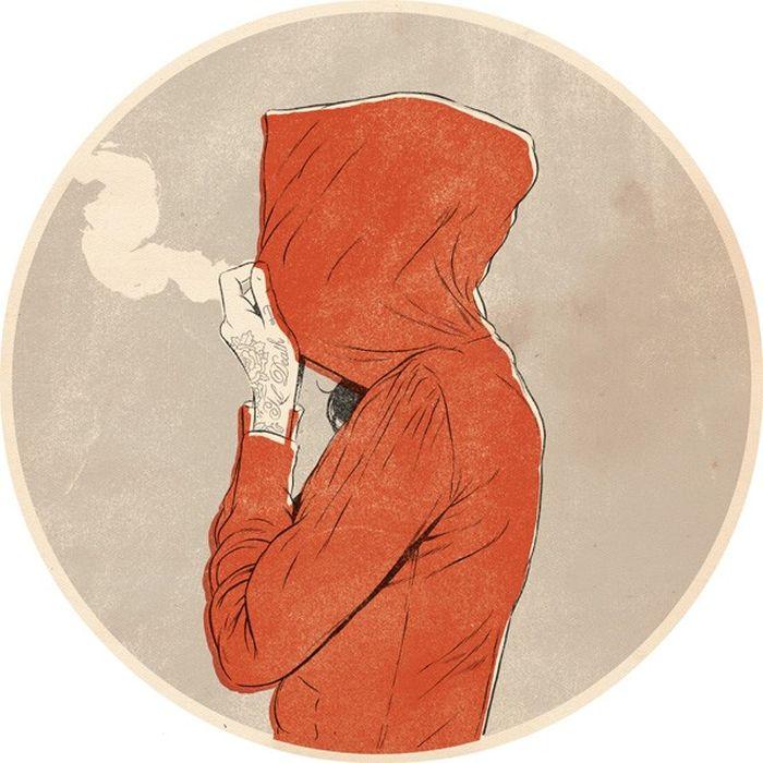 Illustrations by Matthew Woodson (70 pics)