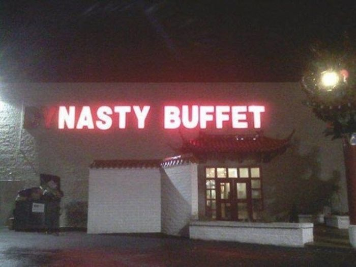Neon Sign Fails (35 pics)
