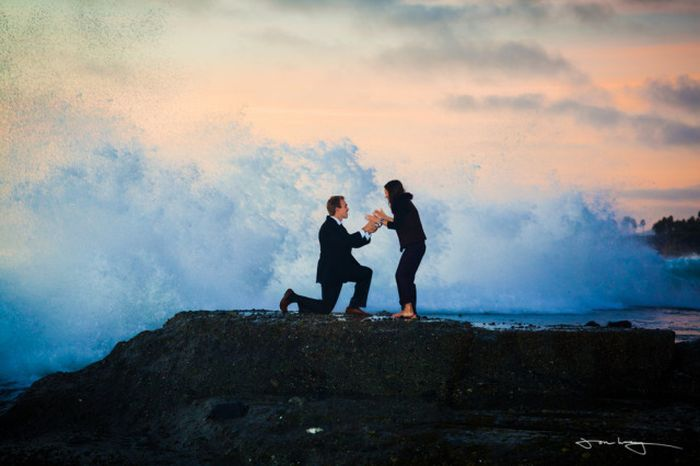 Proposal Fail (4 pics + video)