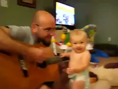 Best Rock Band: Daddy and Baby
