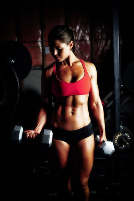 Girls with Great Abs (40 pics)