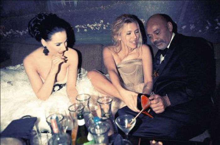 Famous People Hanging Out Together. Part 11 (28 pics)