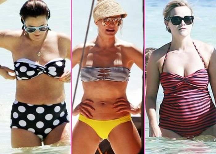 Cameron Diaz, Drew Barrymore and Reese Witherspoon (20 pics)
