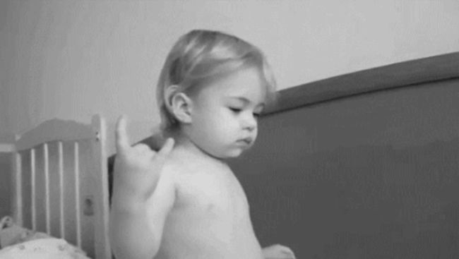 Funny Kids (43 gifs)