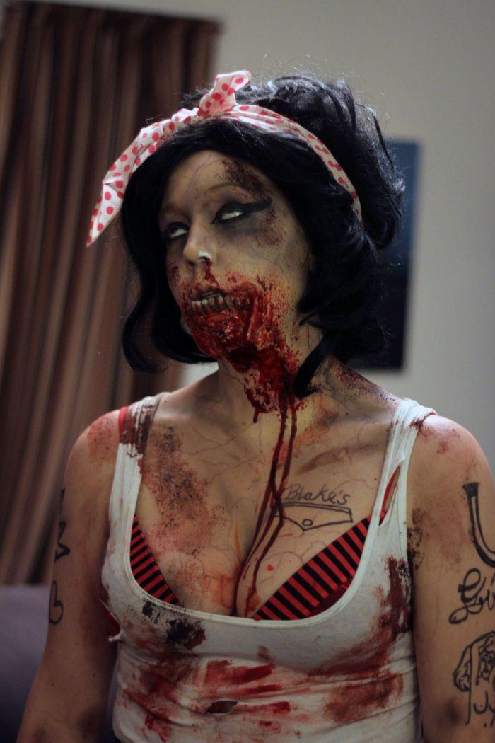 Zombie Makeup (26 pics)