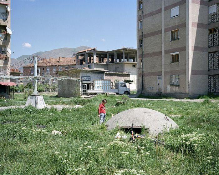 Bunkers in Albania (15 pics)