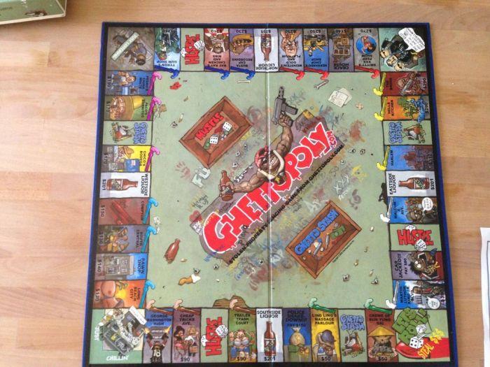 Ghettopoly (15 pics)