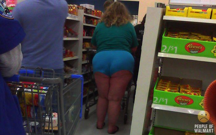 People of WalMart. Part 20 (45 pics)