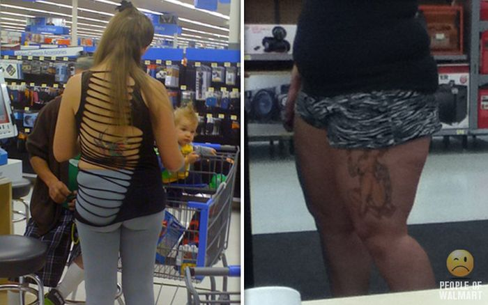 People of WalMart. Part 20 (45 pics)