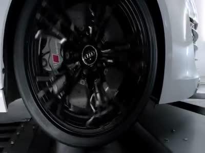 Awesome Audi R8 V10 DYNO Sound