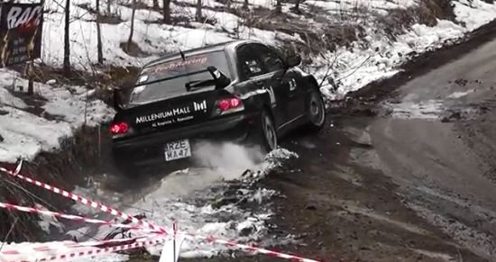 Unfortunate Rally Turning Fails