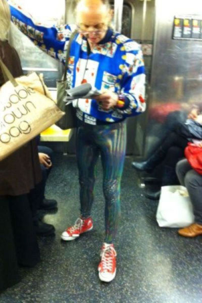 People Who Wear Strange Things (50 pics)