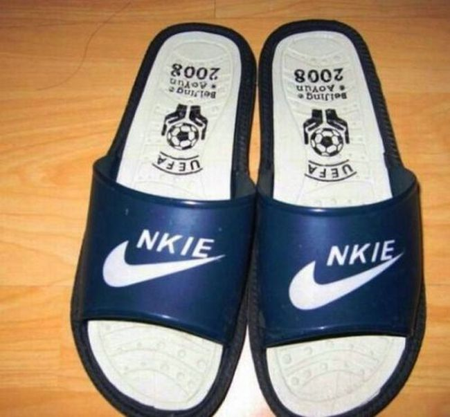 Counterfeit Goods from China (30 pics)