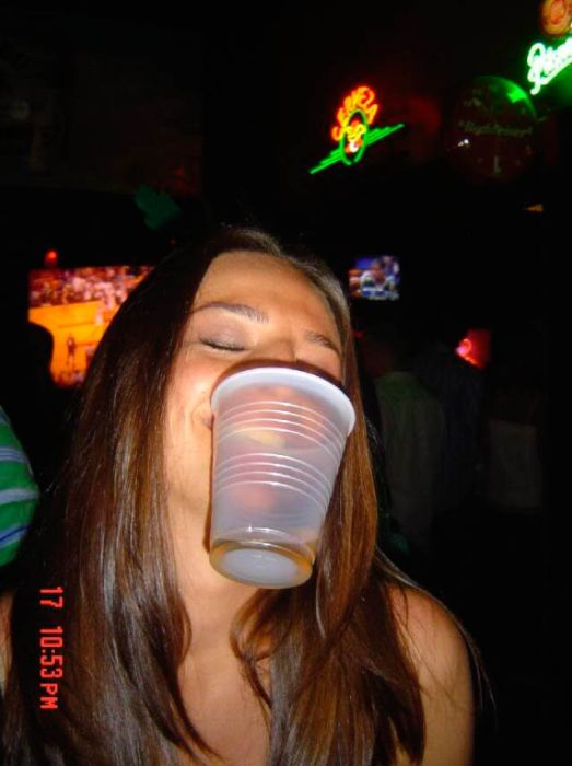 Drunken St. Patrick's Day Girls (69 pics)