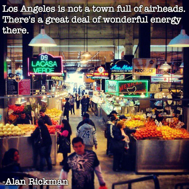 Quotes about Los Angeles (16 pics)