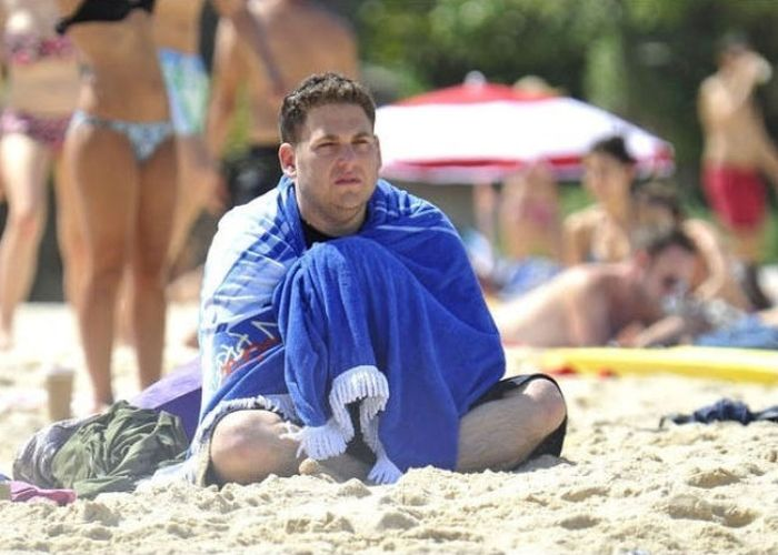 Forever Alone Jonah Hill (4 pics)